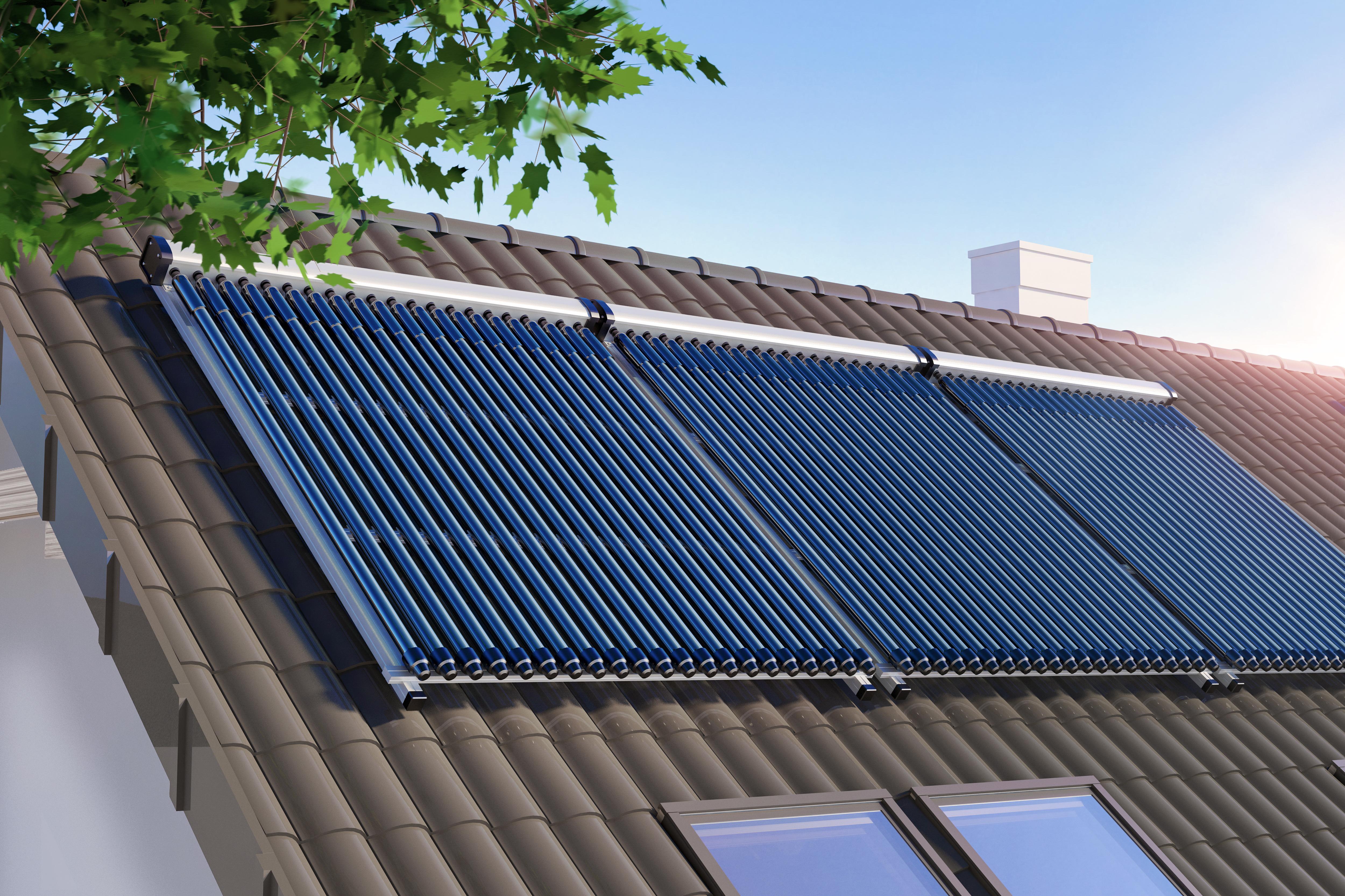 Coût Plancher Chauffant Hydraulique quel est le prix au m² d'un panneau solaire thermique ?