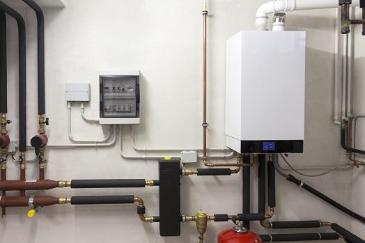 Chauffage au gaz à condensation