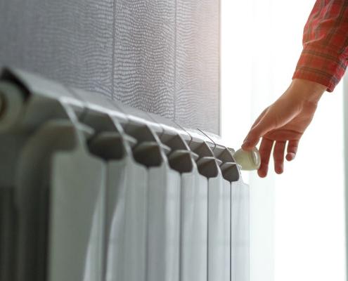 Choix d'un radiateur pour chauffage central à gaz