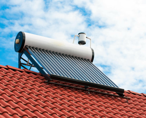 Que faut-il savoir sur le fonctionnement d'un panneau solaire thermique ?