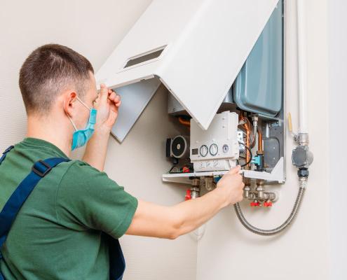 Conseils de choix d'un disjoncteur pour chaudière à gaz