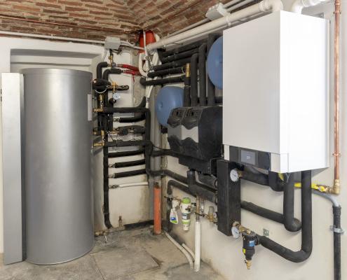 Chaudière gaz condensation : comment calculer sa puissance ?